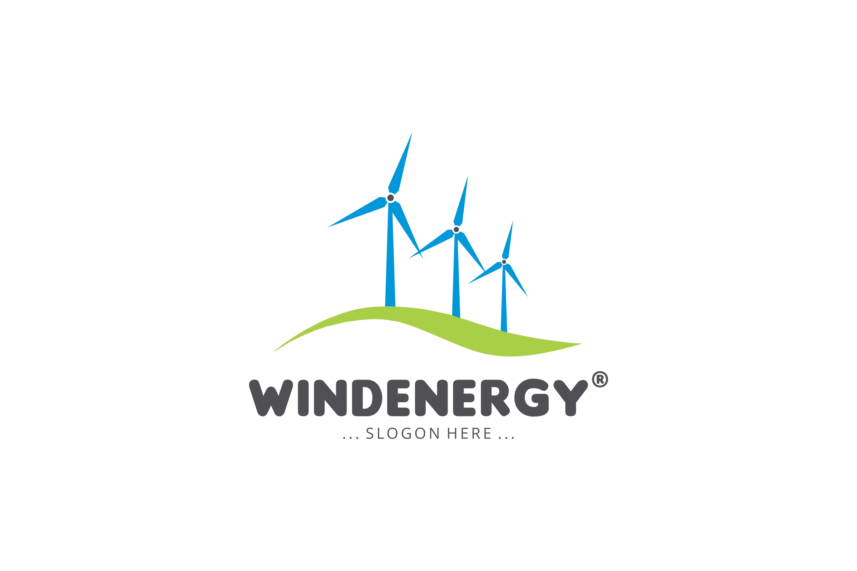 Wind Energy Logo example image 1