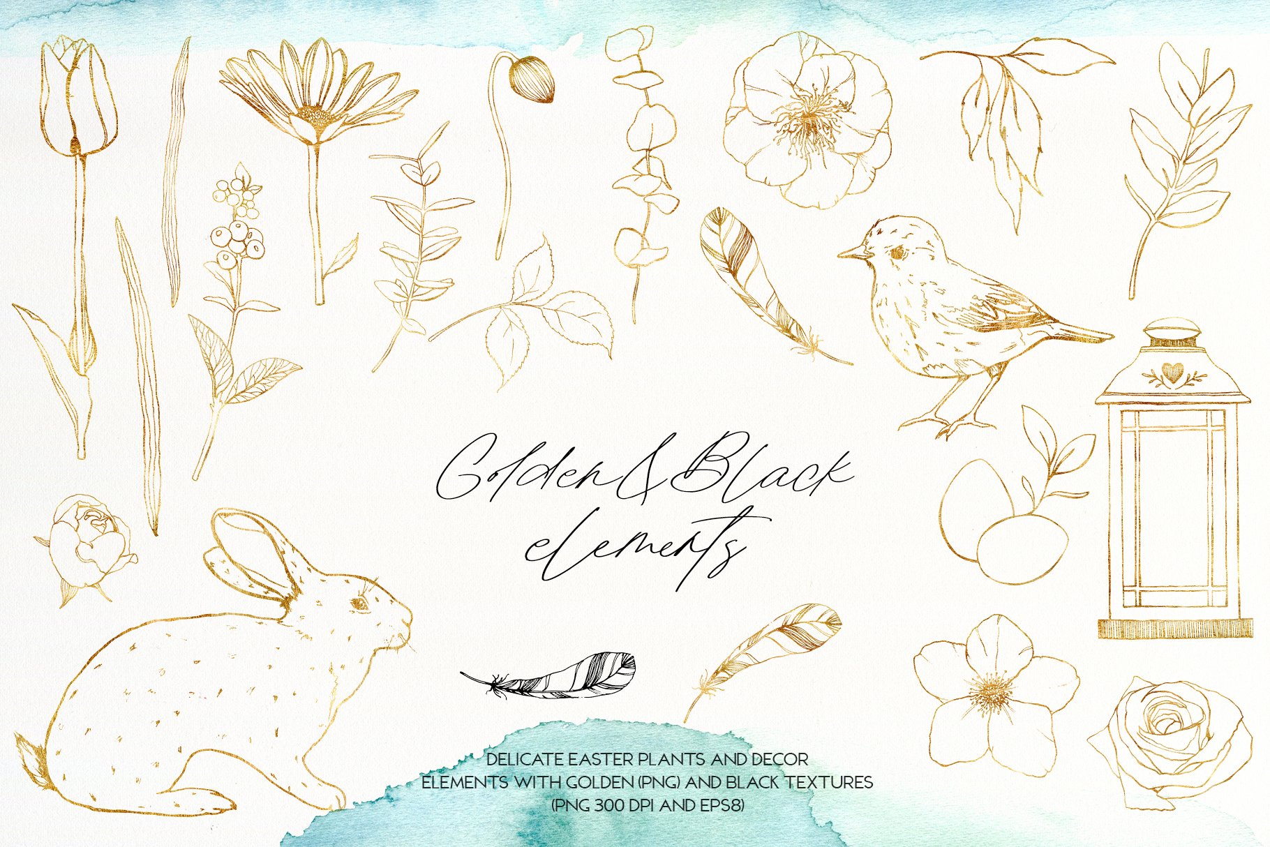 Spring song. Graphic collection example image 12