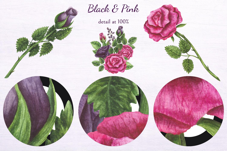 Black & Pink example image 12