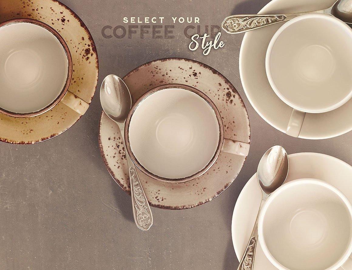 Coffee Scene Creator example image 15