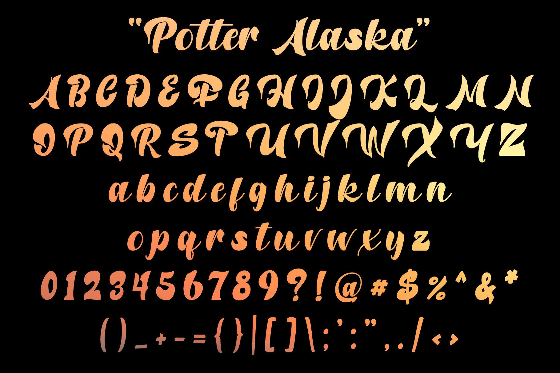 Potter Alaska example image 6
