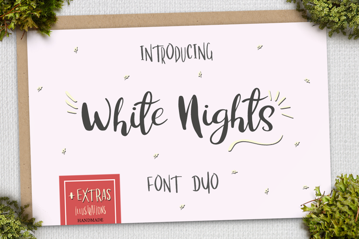 38 IN 1 Font Bundle BIG SALE! example image 26