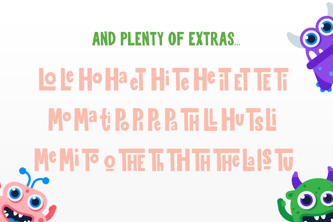 Playtime Font example image 5