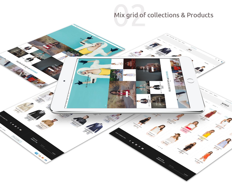 Phoenix Shopify Theme example image 4