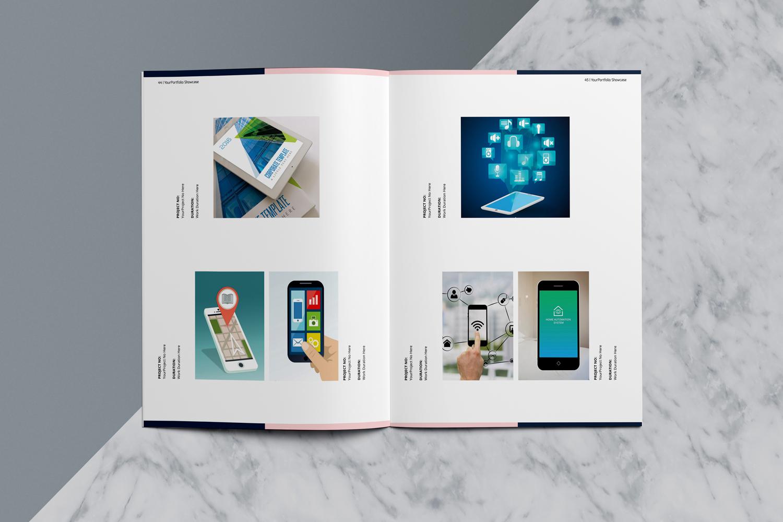 Designer Portfolio-48 Pages example image 2