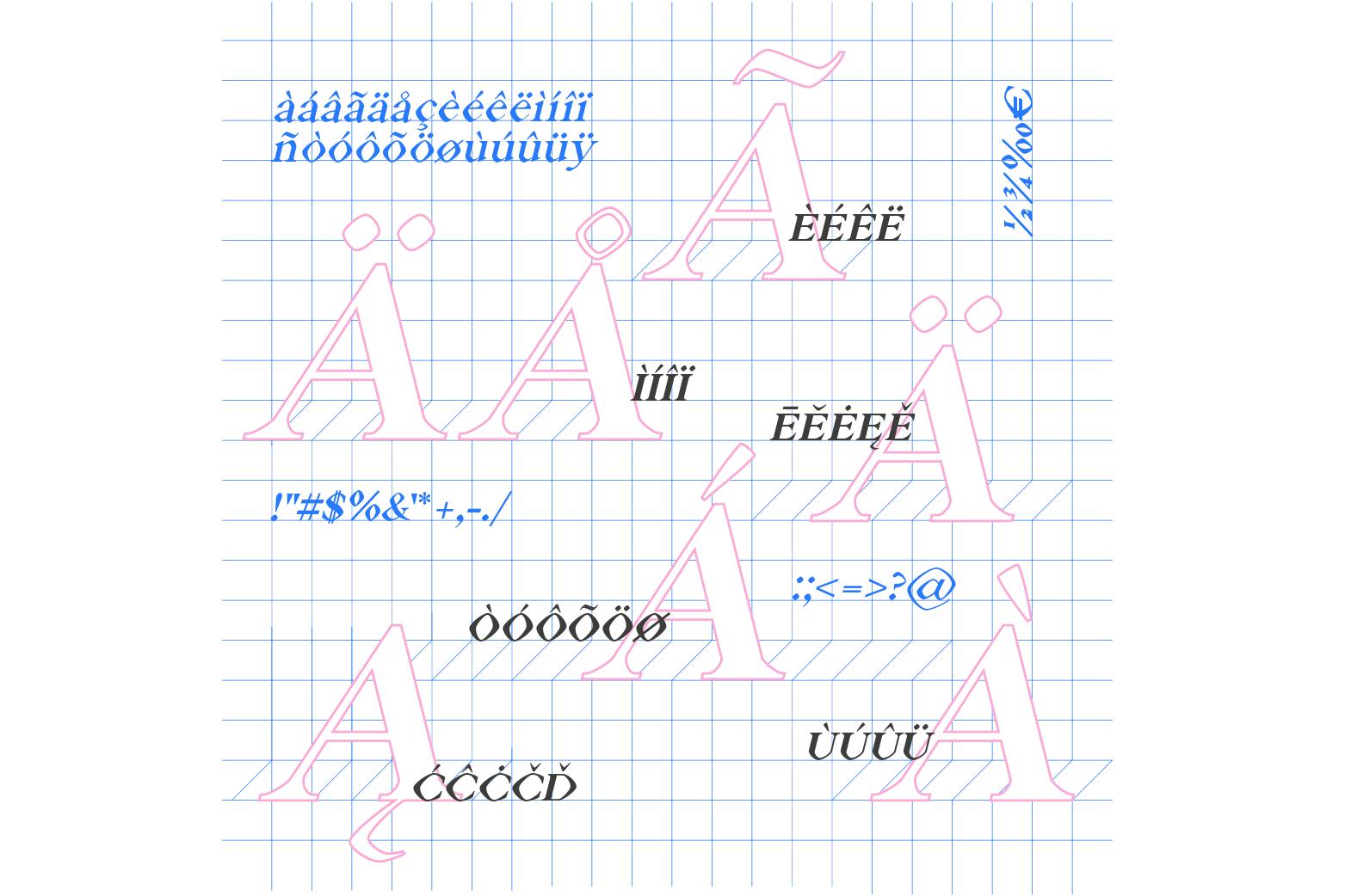 Venus Font example image 9