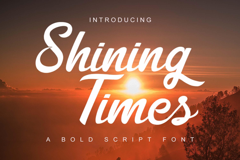 Shining Times example image 1
