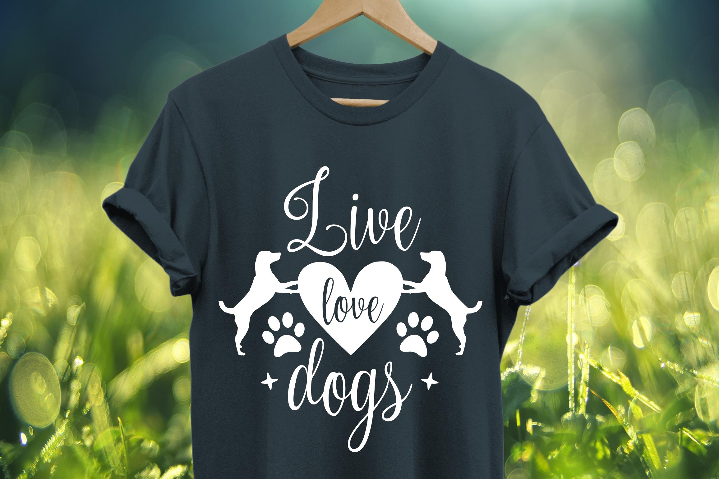 HUGE Dog Quotes SVG Bundle example image 19