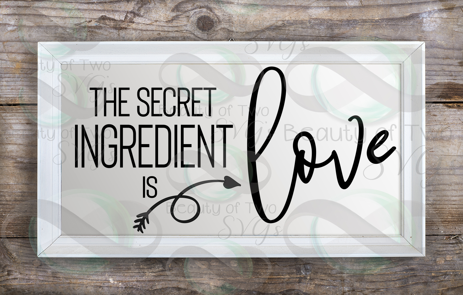 All About Love Svg Digital Sign Bundle, Farmhouse love svg example image 7