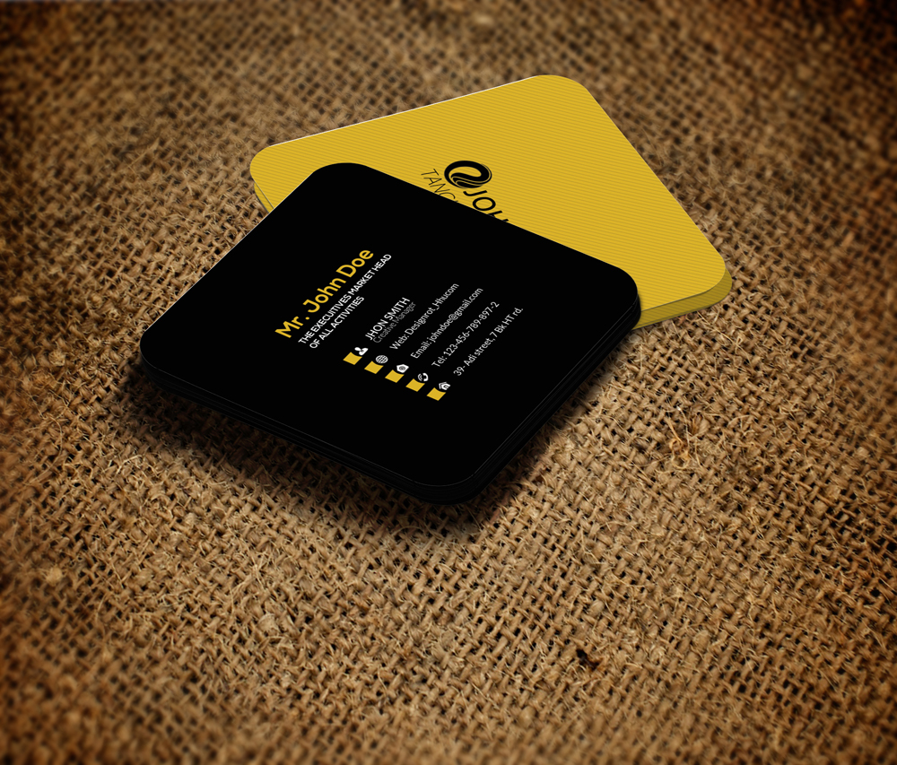 Mini Social Cards Templates example image 1