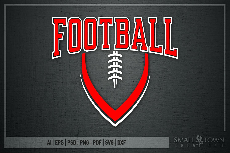 Football, Ball, Team, Sports, Logo, PRINT, CUT & DESIGN example image 5