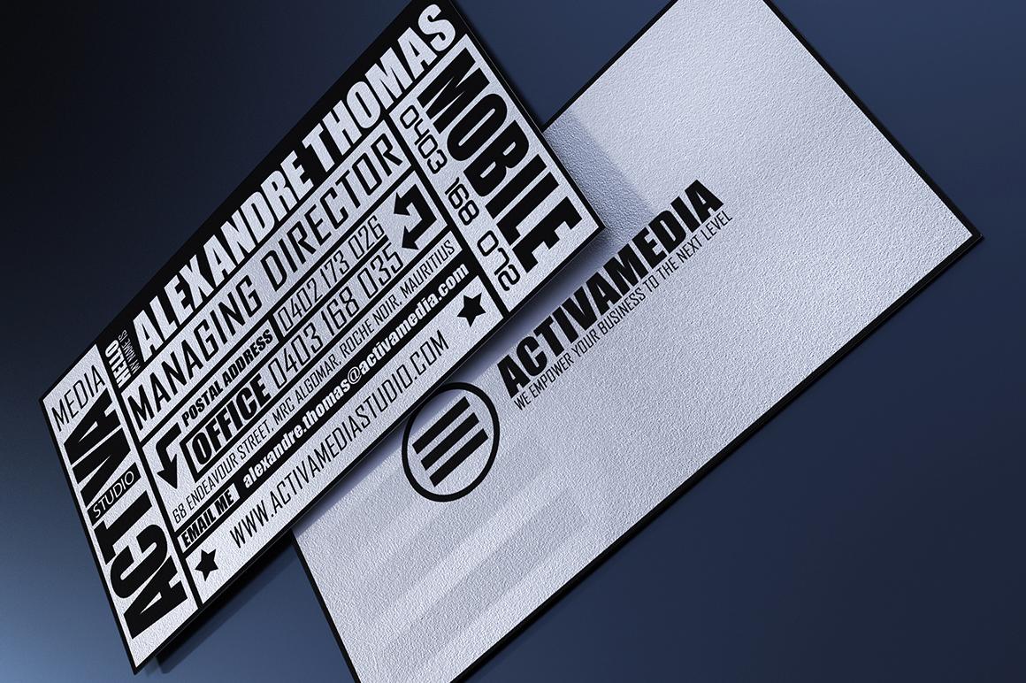 25 Business Cards Bundle - Vol 01 example image 11