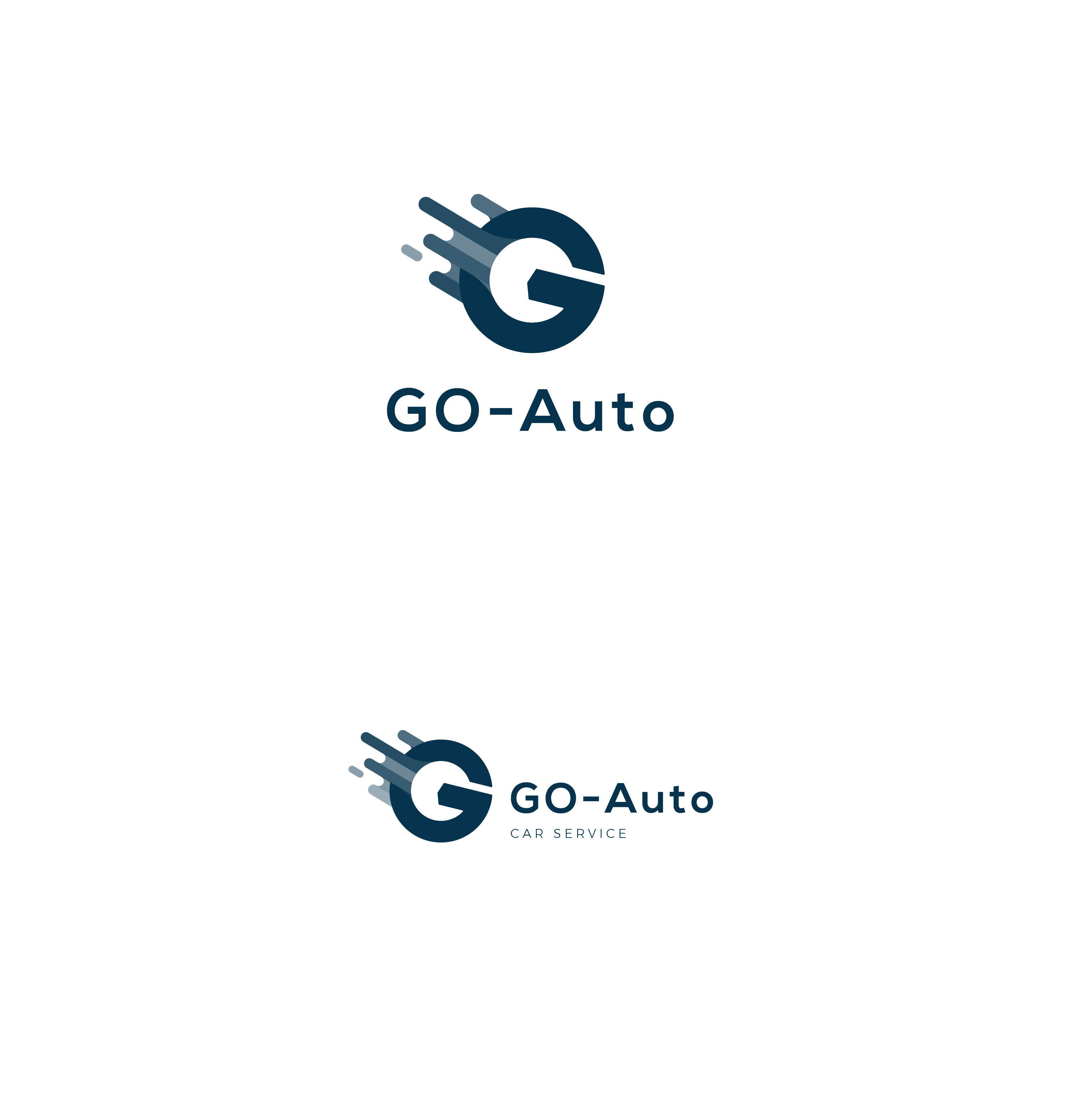 Letter G - Car Service Repair Logo example image 2