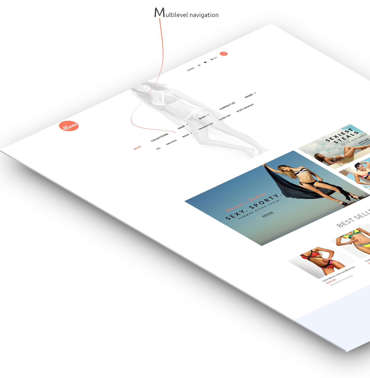 Miami Shopify Theme example image 3