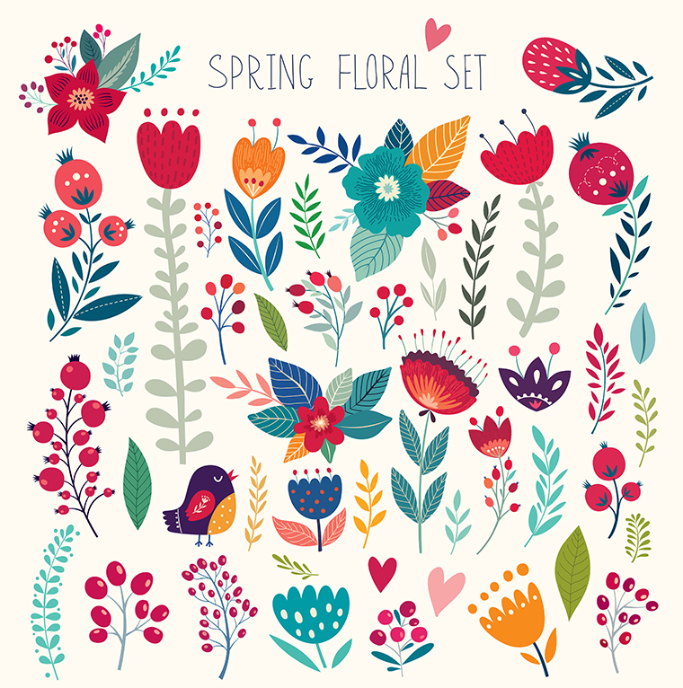 SPRING FLORAL COLLECTION example image 2