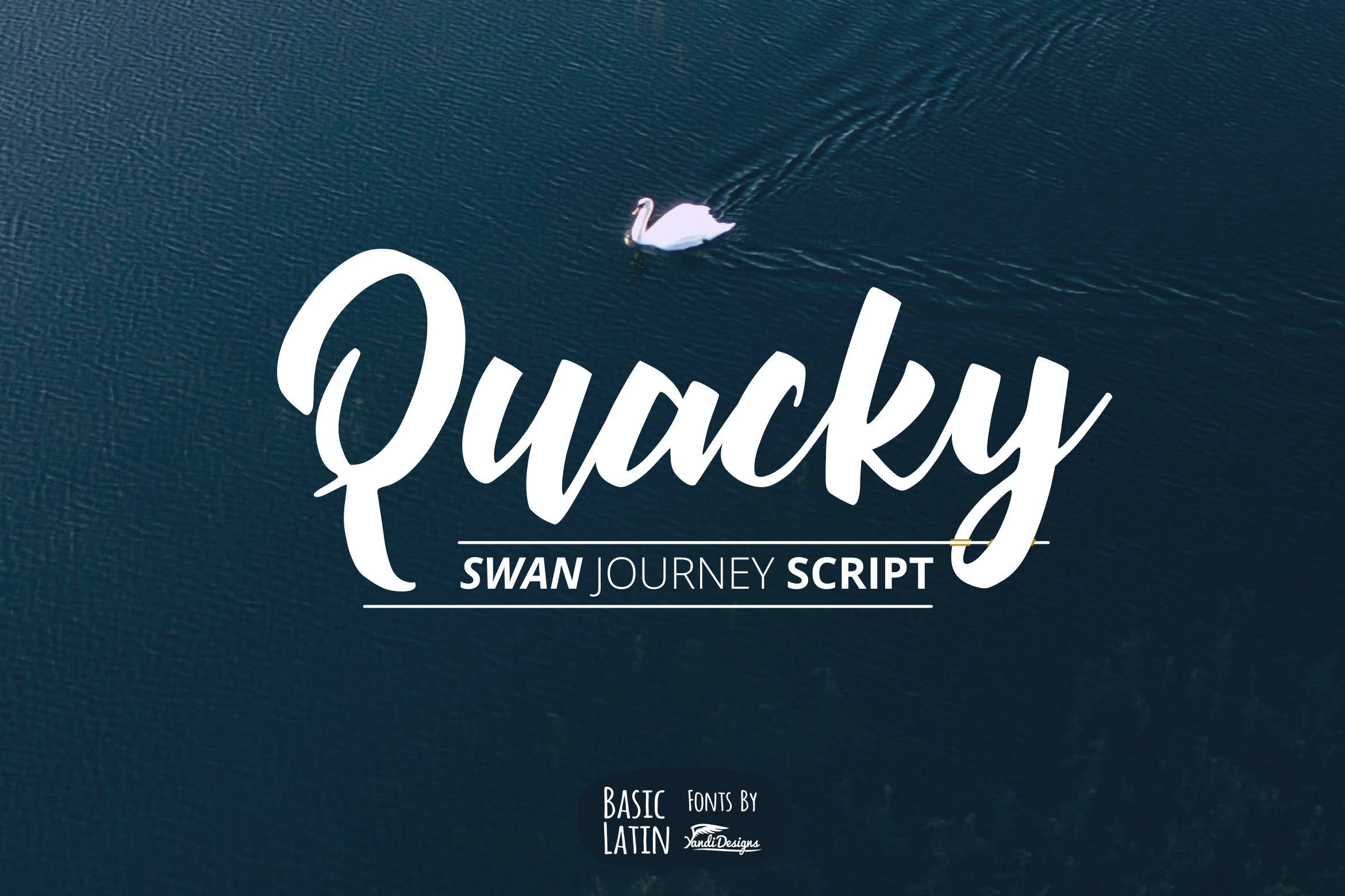 Quacky Font example image 1