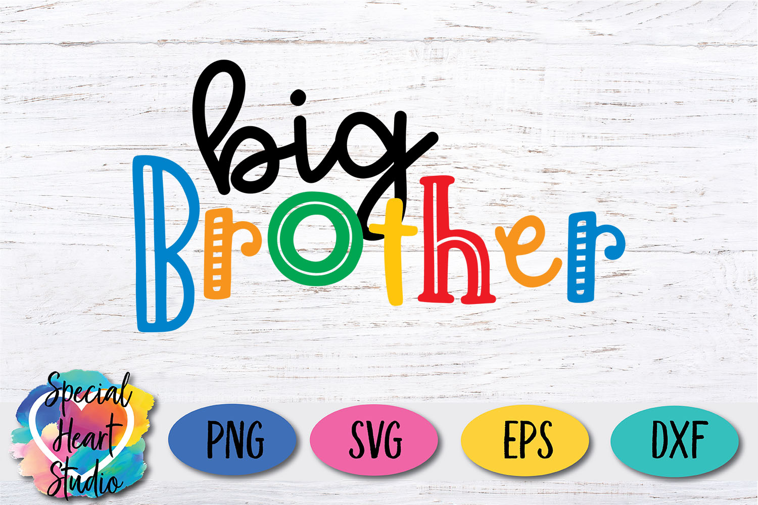 Big Brother - A family and sibling SVG example image 2