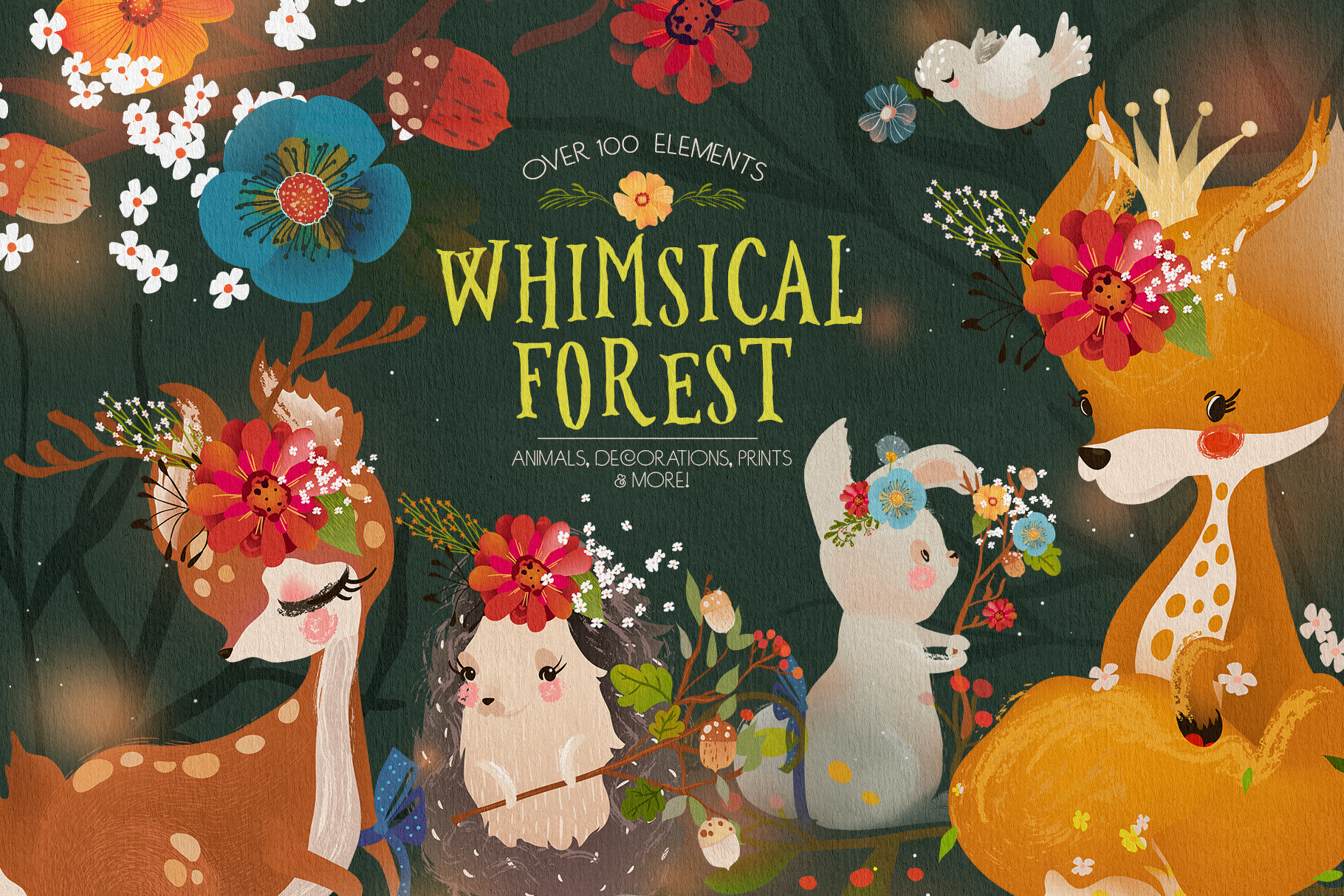 Whimsical Forest example image 1