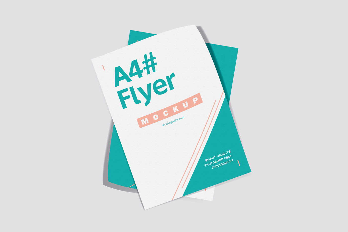 Posters & Flyers Mockups Vol.2 example image 10