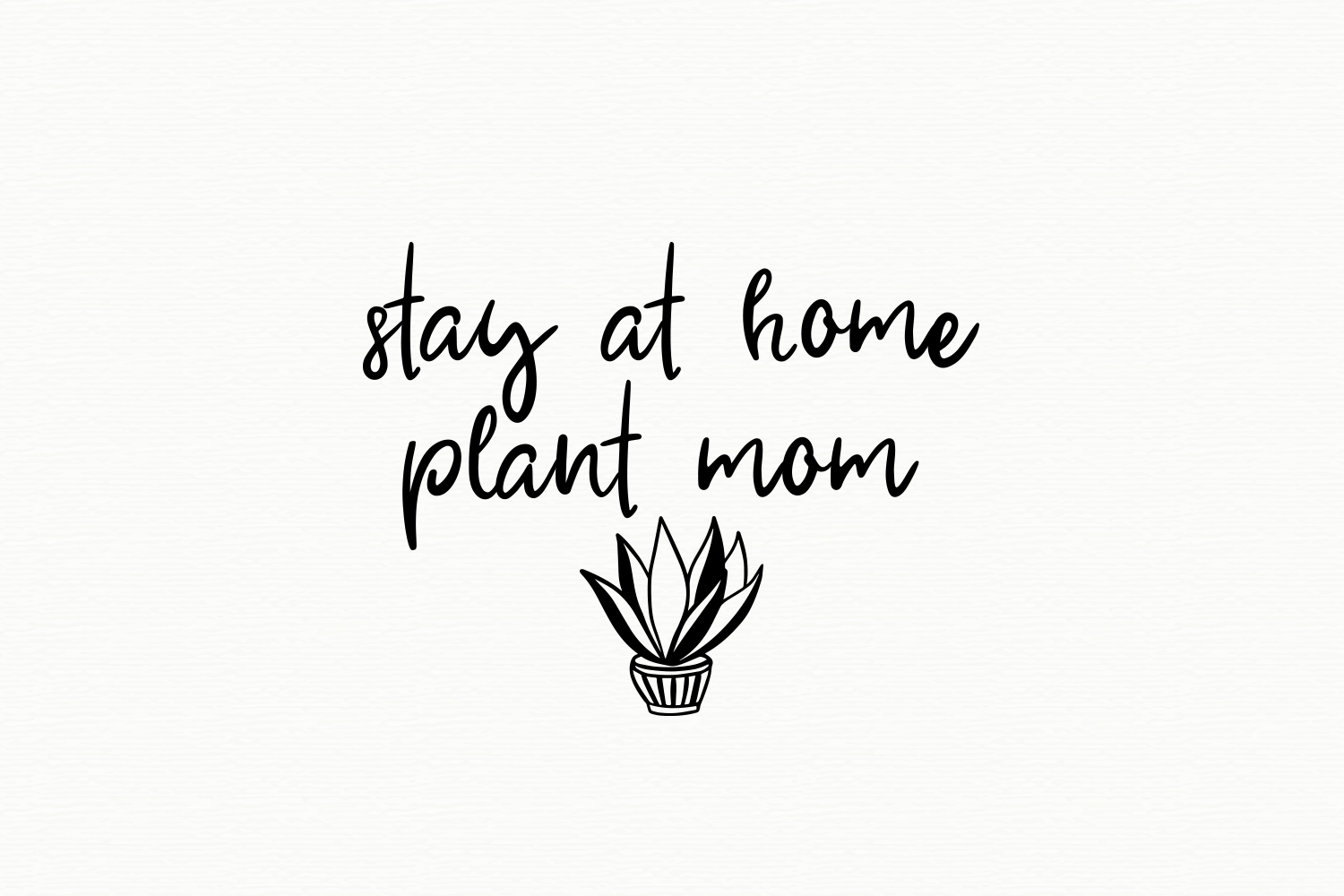Plant Mom Font & Doodles example image 3
