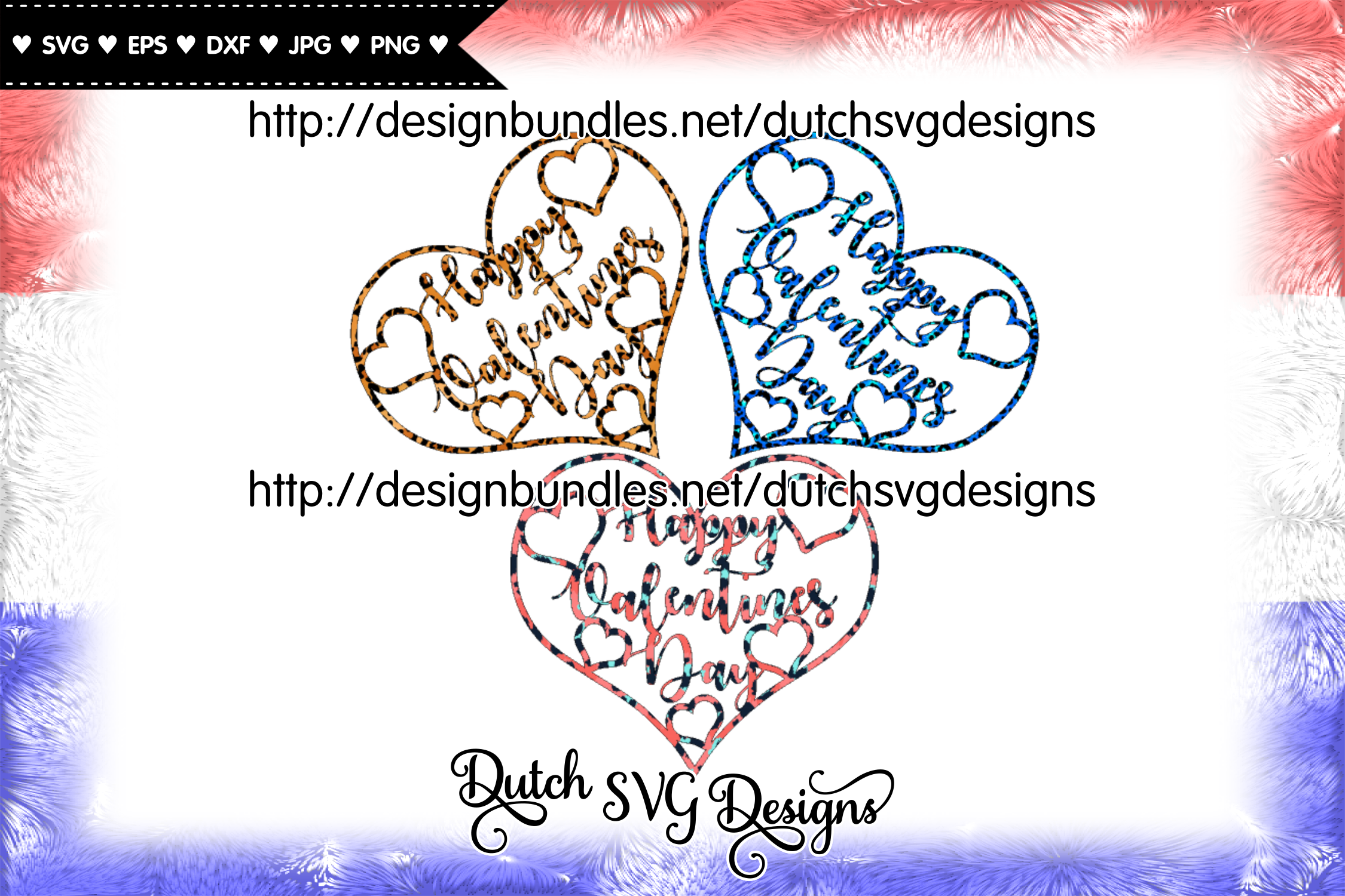 Happy Valentines Day cut file, valentine svg, heart svg example image 6
