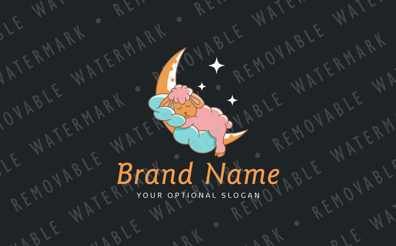 Sheep Dreams Logo example image 3