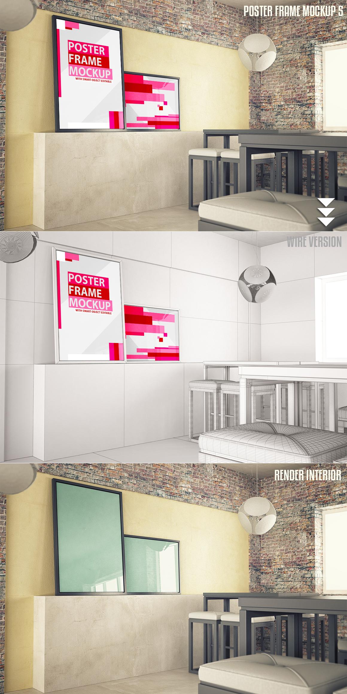 Interiors mock-up Vol. 2 example image 9