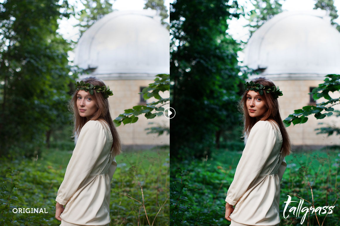 Tallgrass Photoshop Action example image 3