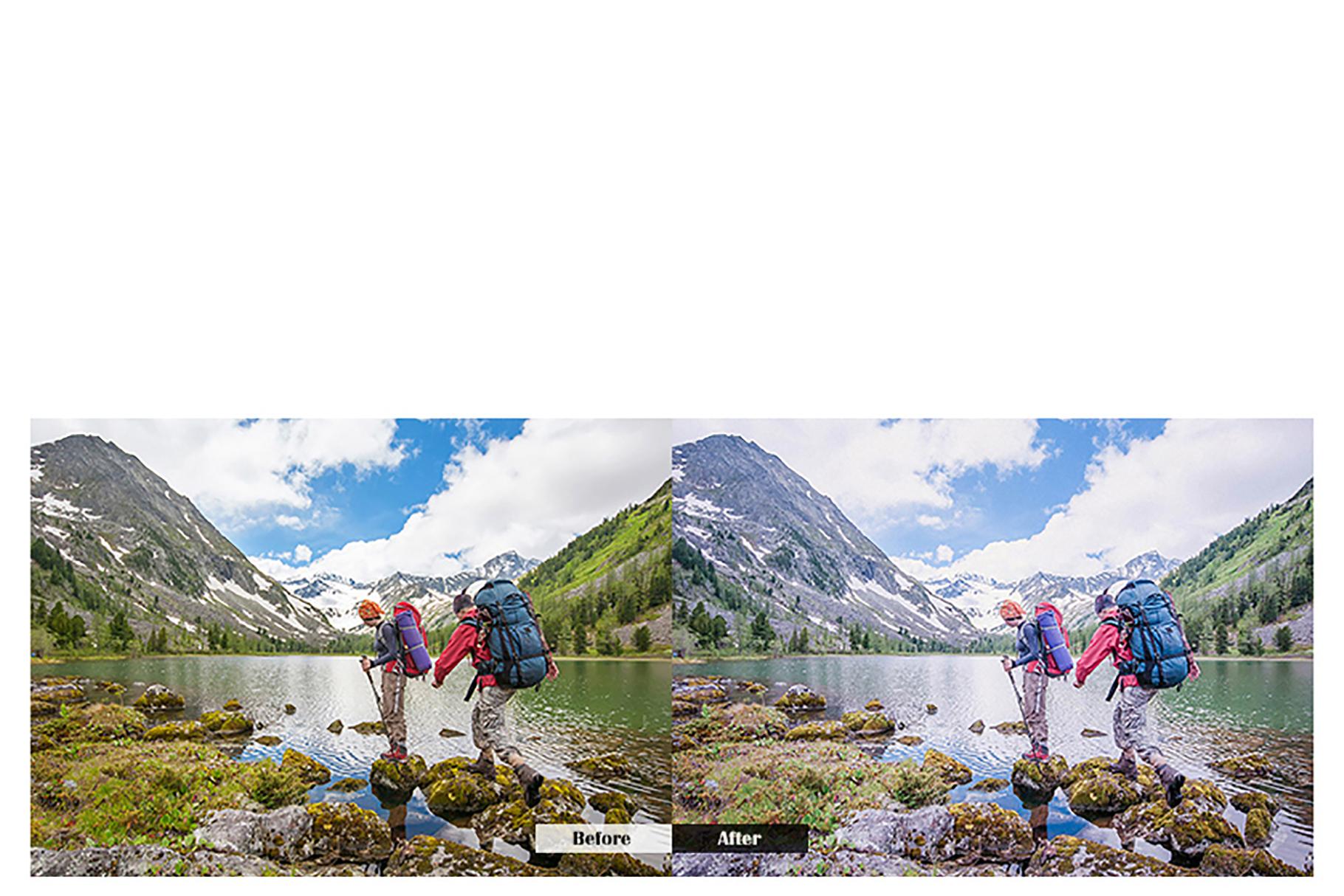 Adventure Lightroom Mobile Presets example image 3