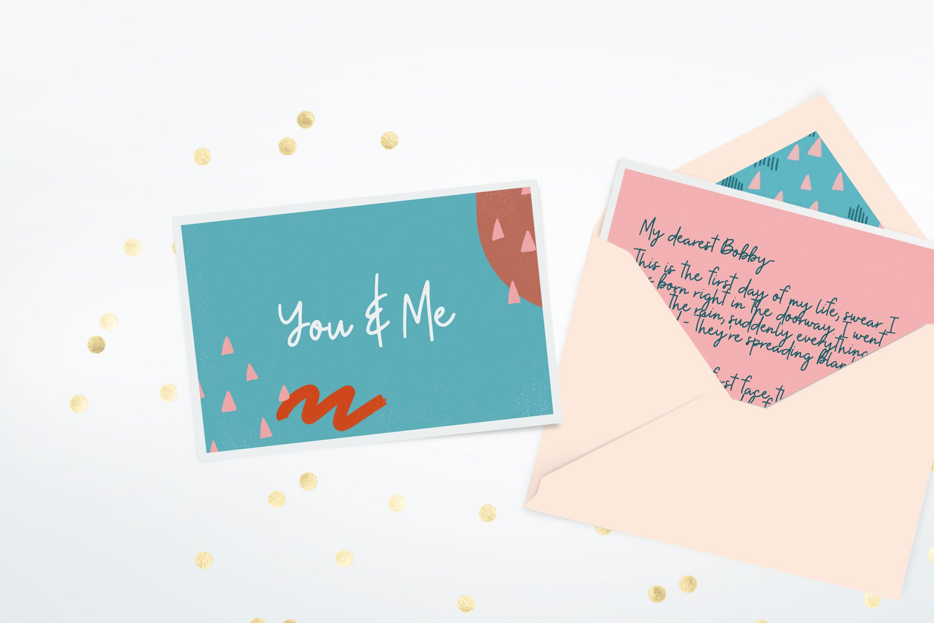 Modern Valentine - Design Toolkit example image 4