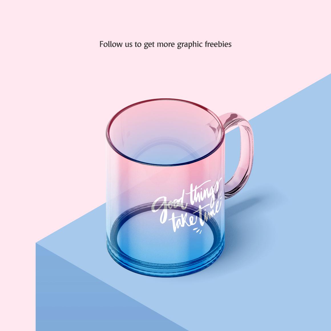 New Glass Mug Animated Mockup example image 6