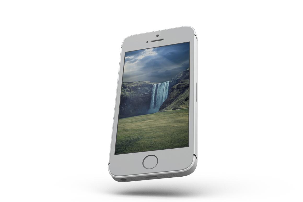 iPhone SE Mockup example image 13