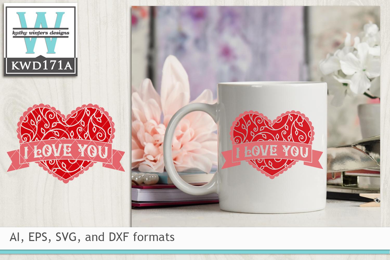BUNDLED Valentines Cutting Files KWDB024 example image 12