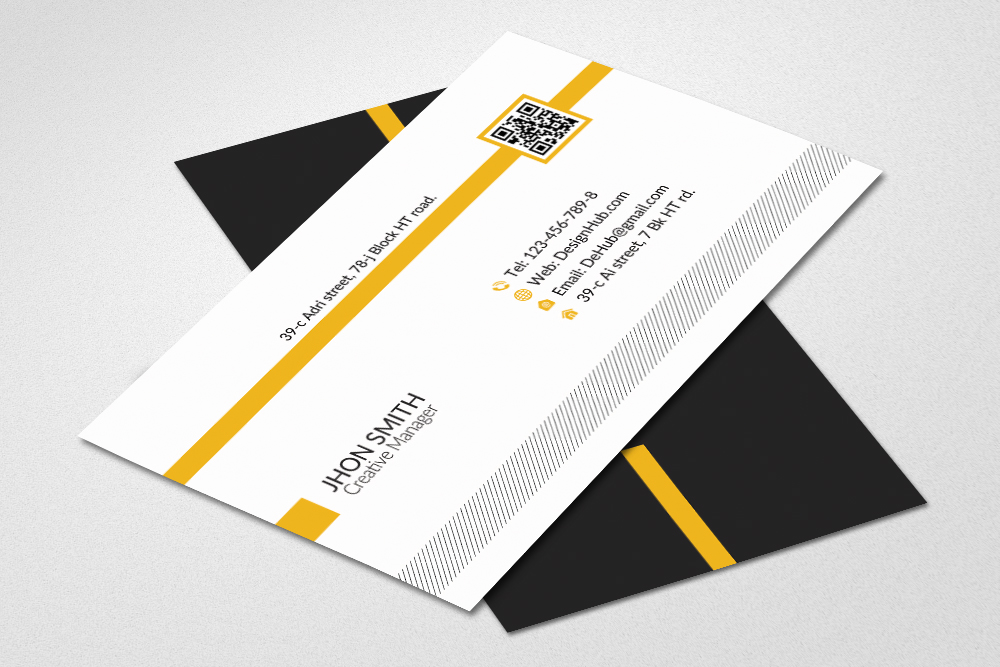 Business Cards Template example image 1