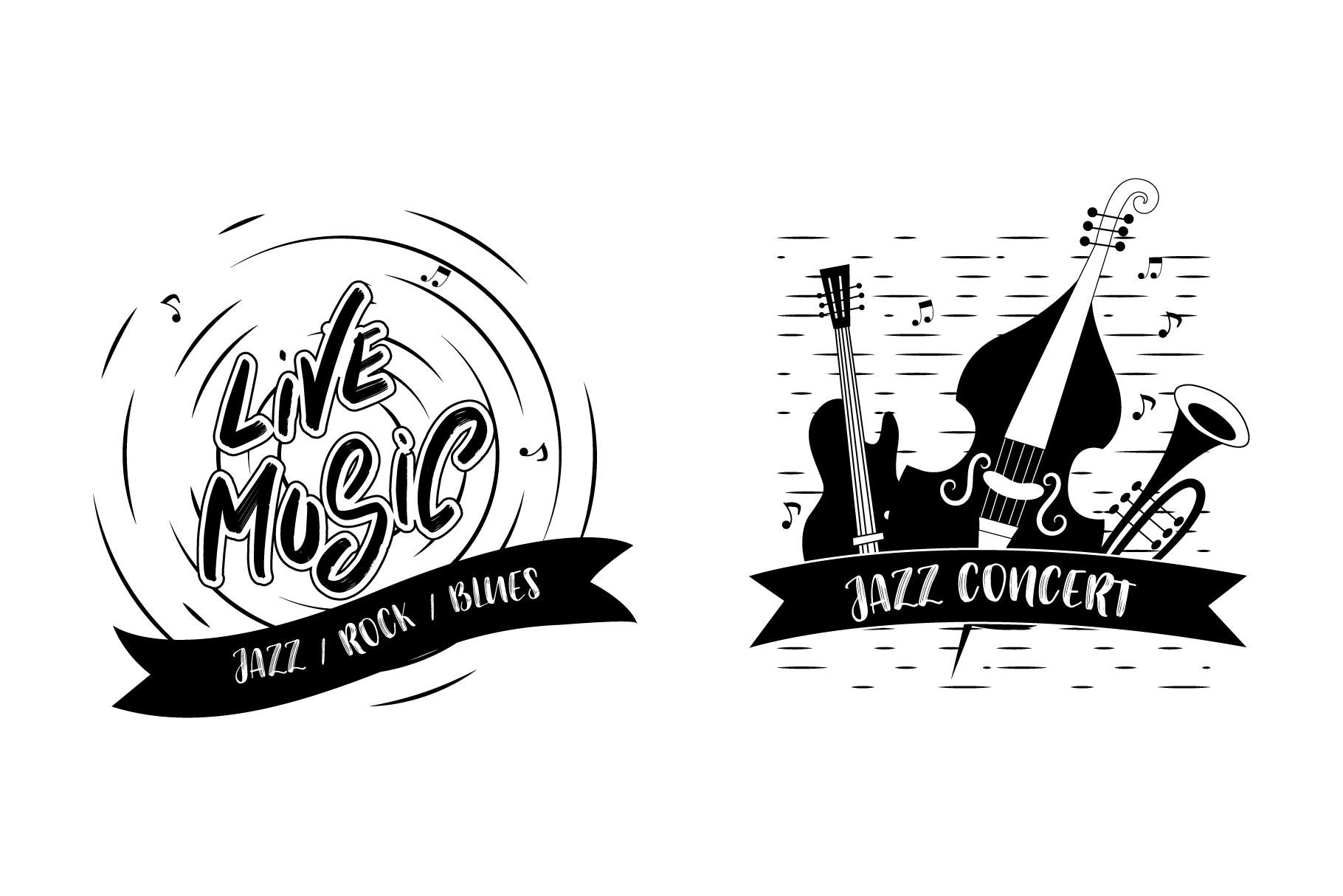 Modern jazz band example image 13