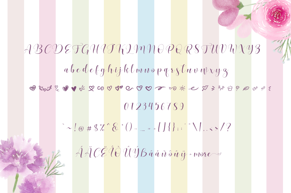 Lovea Script example image 9