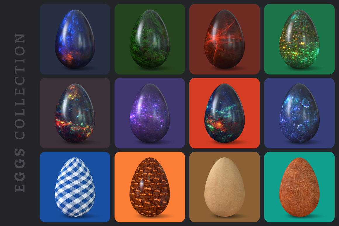 Easter Egg Mockups and Images example image 25