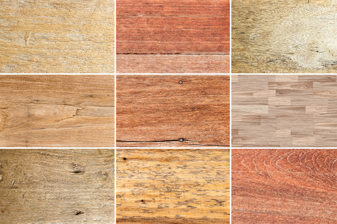 50 Wood Texture Background Set 2 example image 8