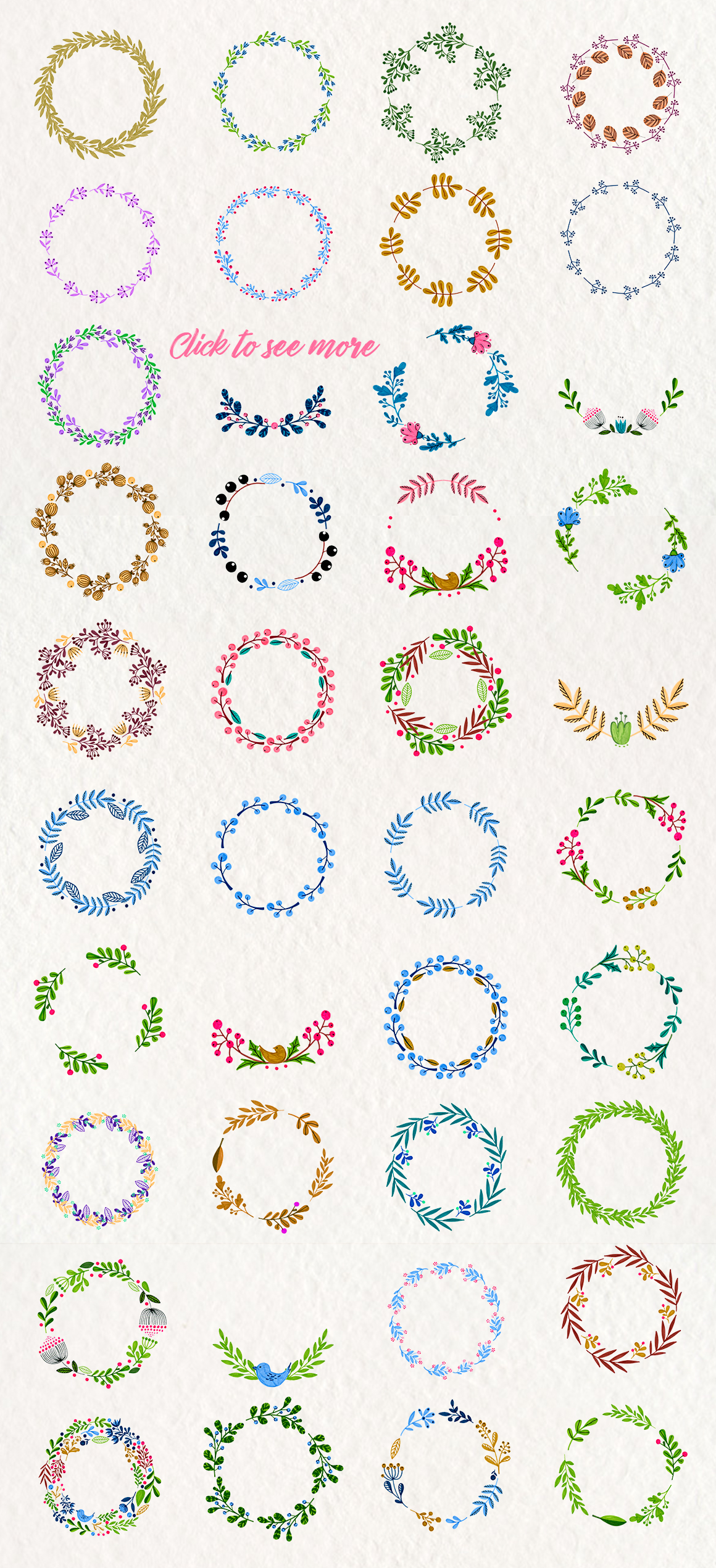 Summer Wreaths example image 2