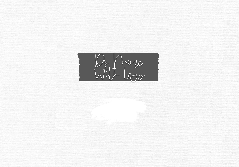 Timeless - Handwritten Script Font example image 10