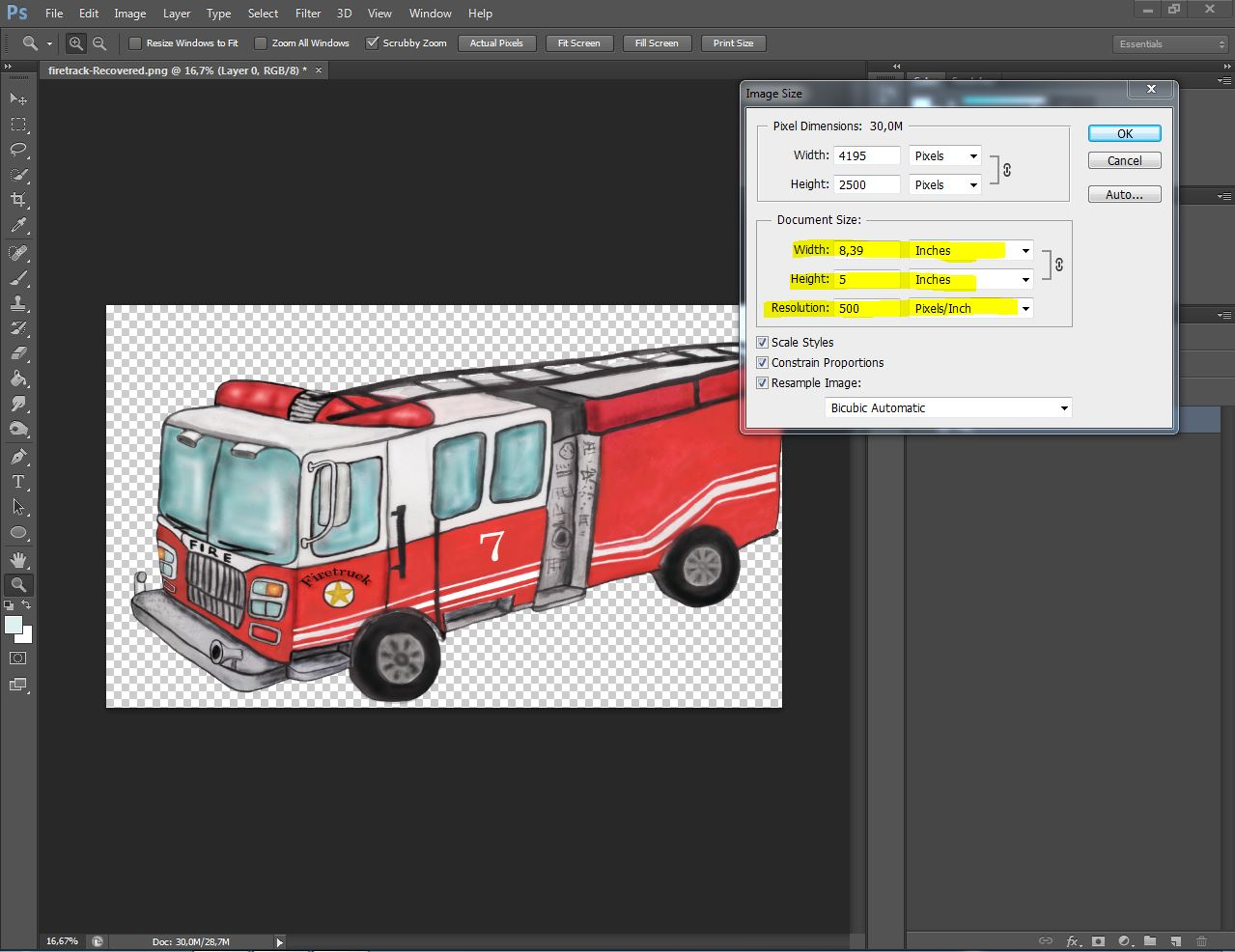 Firefighter clipart, fireman clipart, fire truck clipart PNG example image 6
