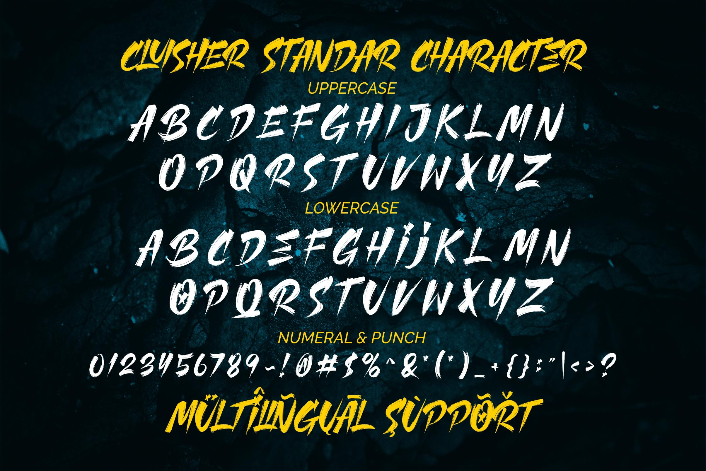 CLUISHER BRUSH example image 9