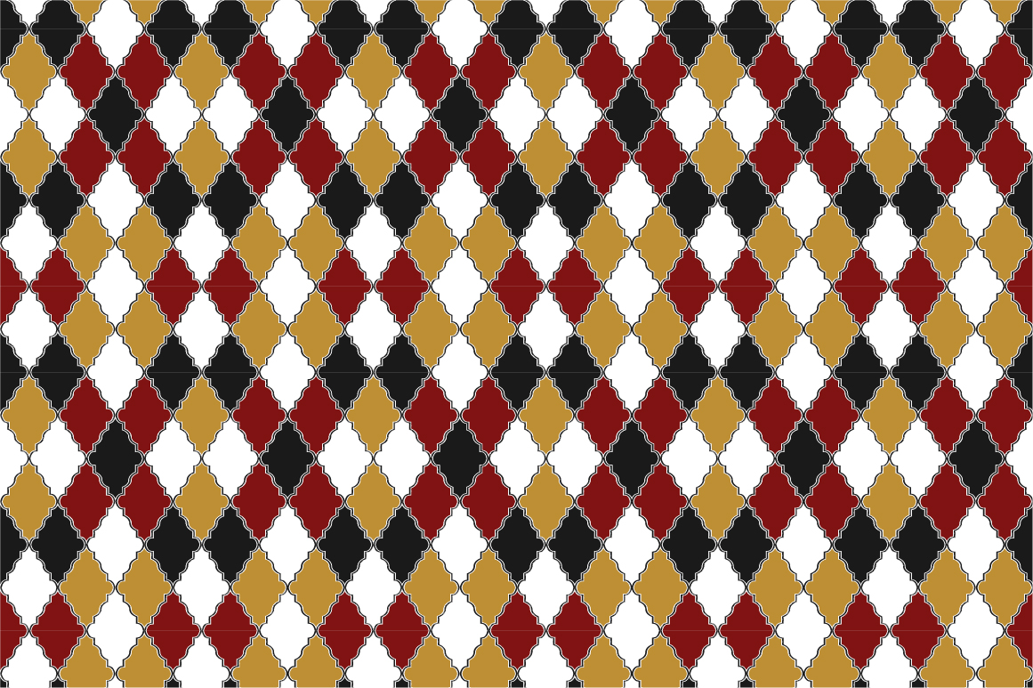 Retro ornamental patterns. example image 3