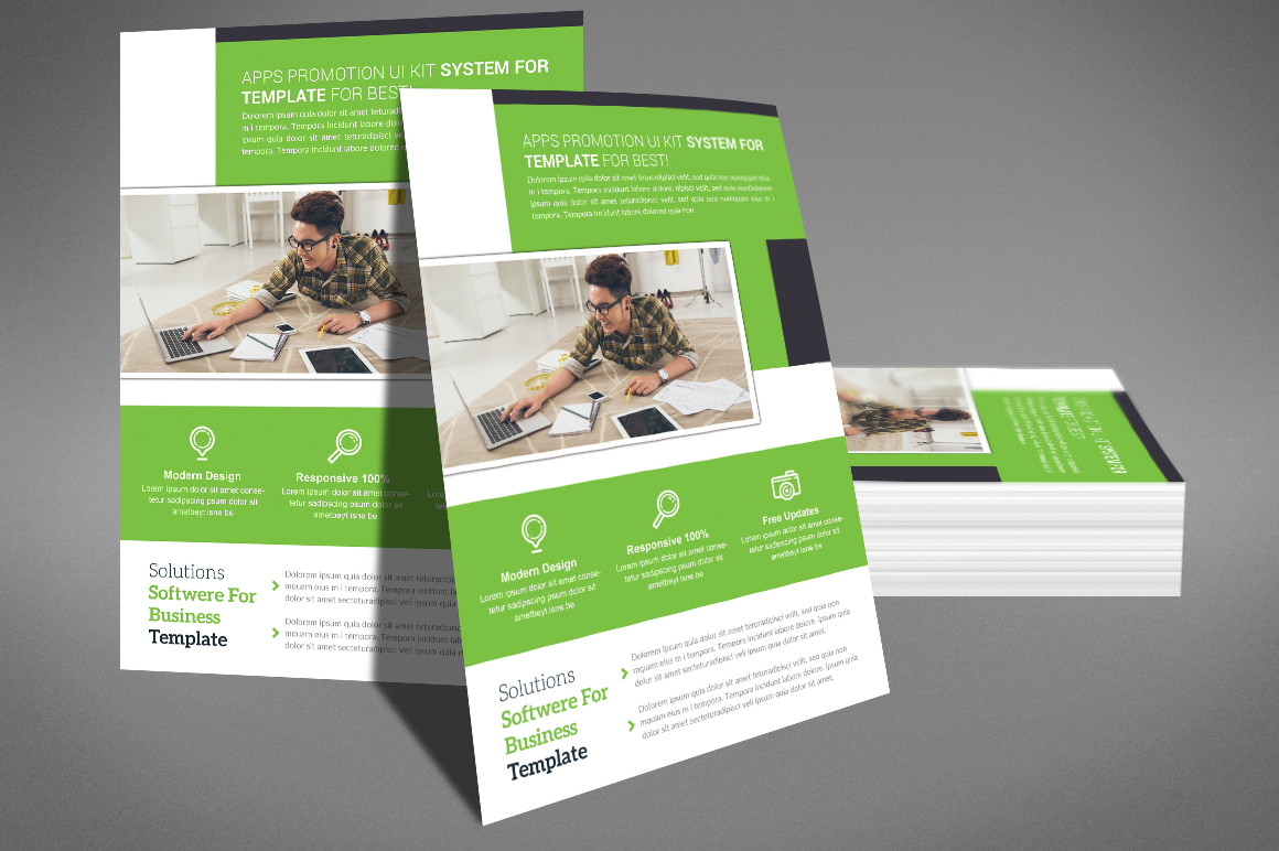 Agency Flyer example image 3