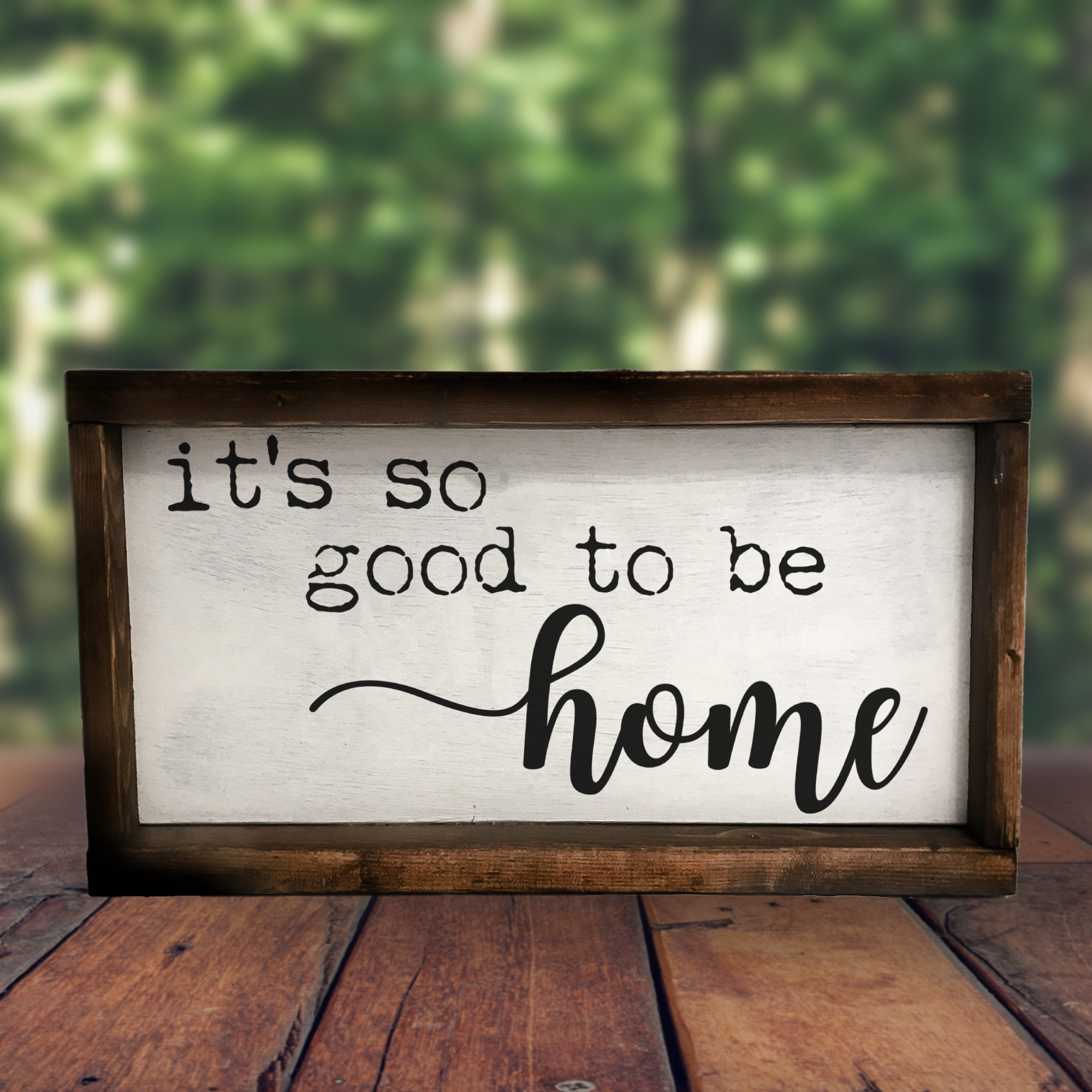 It's so Good to be Home SVG - Home Decor SVG example image 2