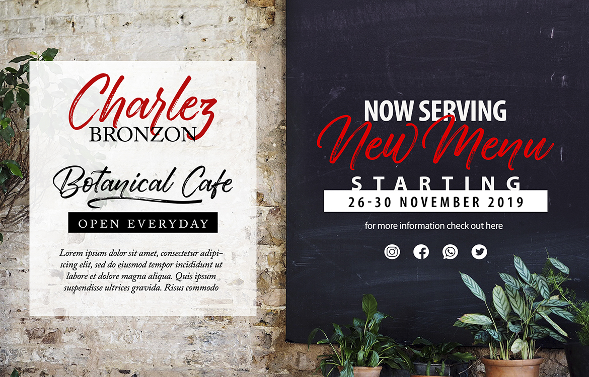 Walking Dream | A Handcrafted Drybrush Lettering Script Font example image 4