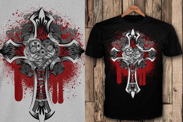 Punk Cross example image 3
