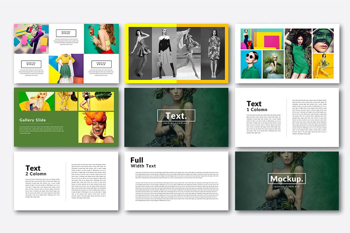 Inspire Creative Presentation example image 5