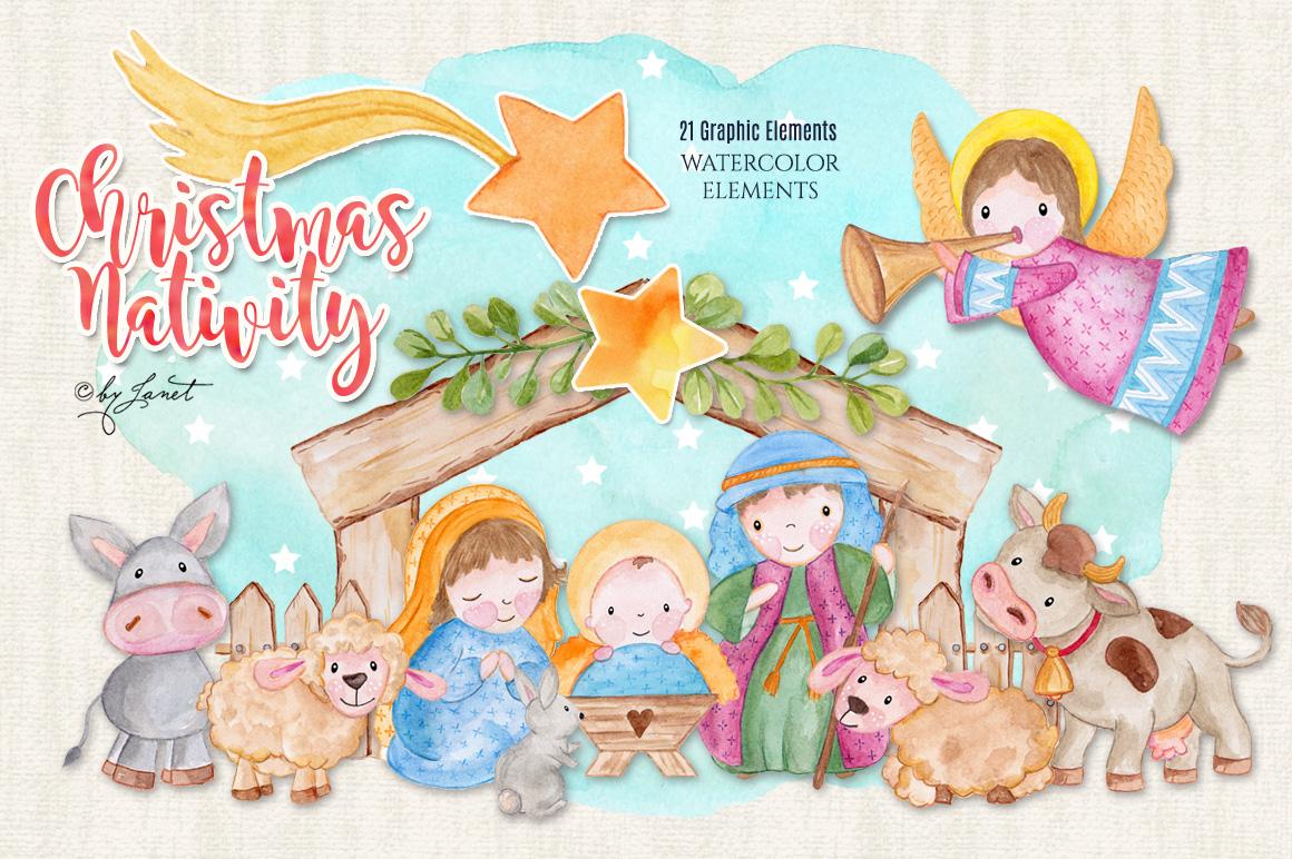Christmas Nativity example image 1