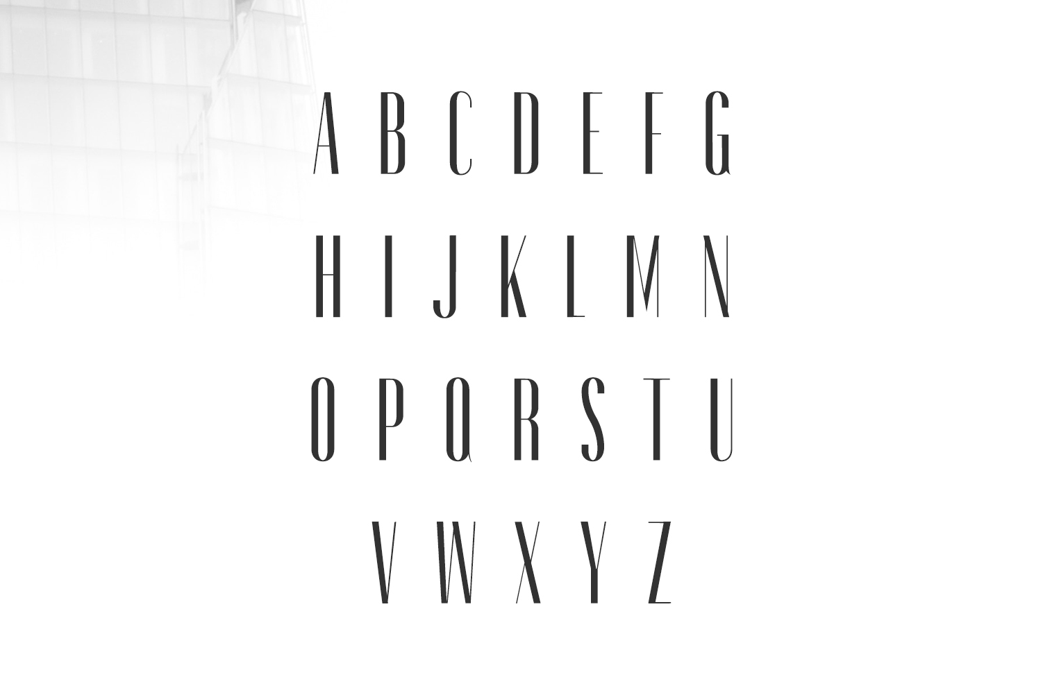 Devasia Sans Serif Font Family Pack example image 2
